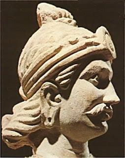 Statue of Bindusara Maurya