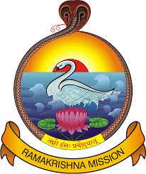 logo of ramakrishna math