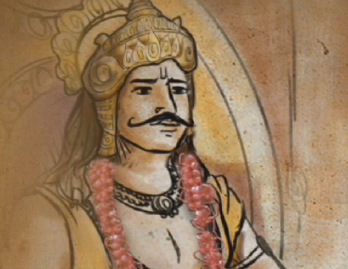 King Harshavardhan was an Indian emperor who ruled North India