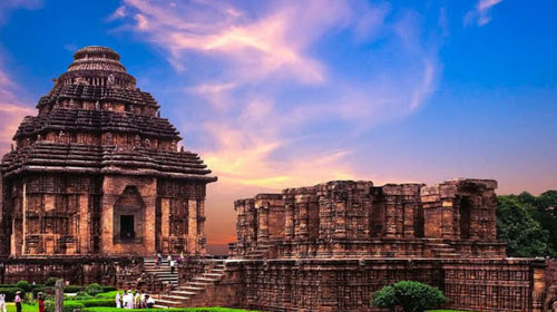 Konark Sun Temple was made by the King of Eastern Ganga Dynasty