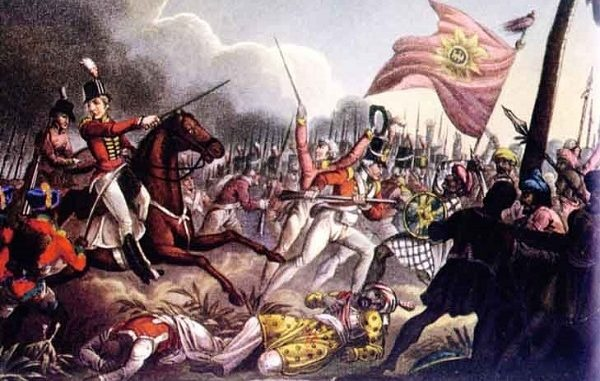 Battle of Buxar was fought in Buxar . It was between British and Indian Alliances of Mughal, Bengal and Oudh nawab