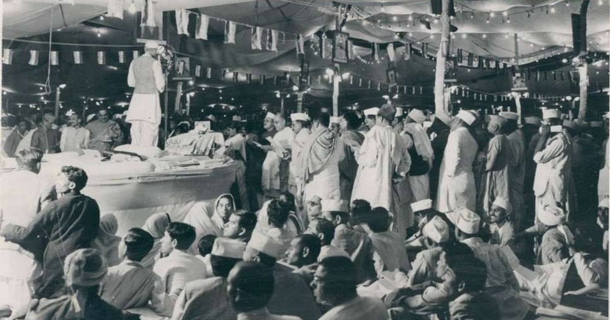 Purna Swaraj was declared in the Lahore session of 1929