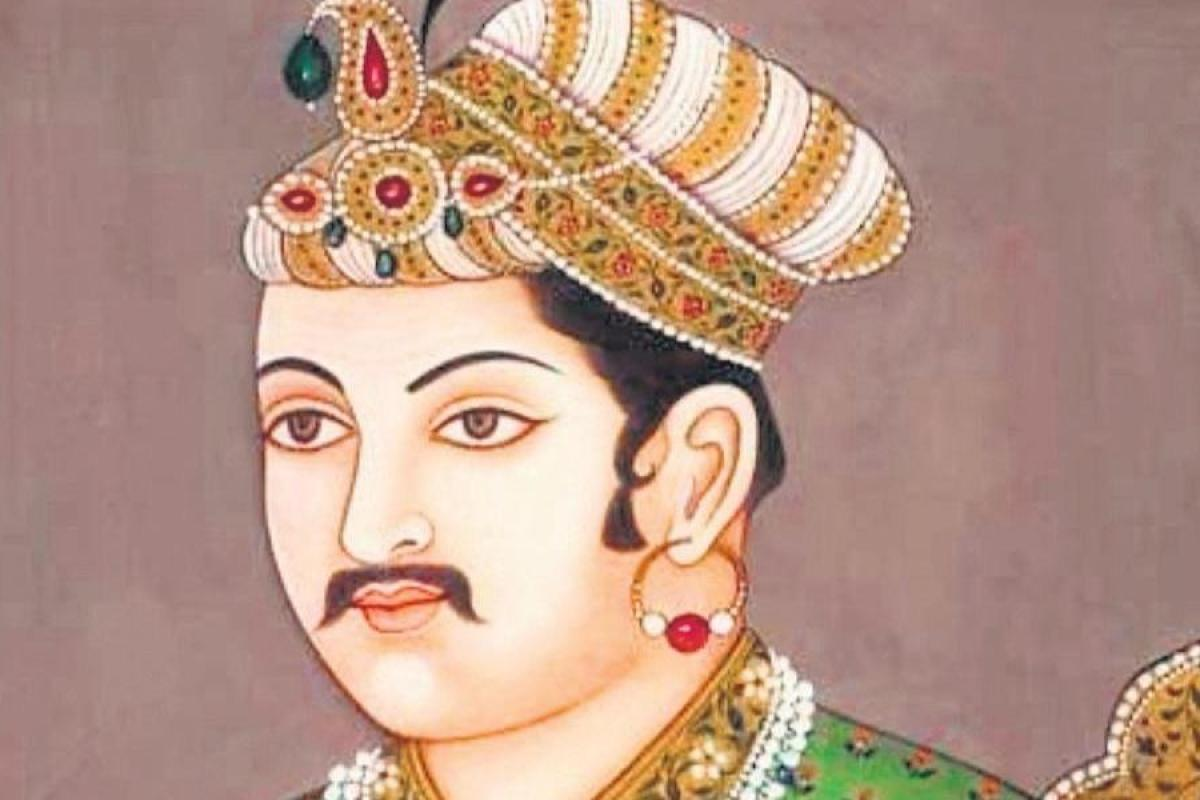 King Akbar was the Mughal Emperor.