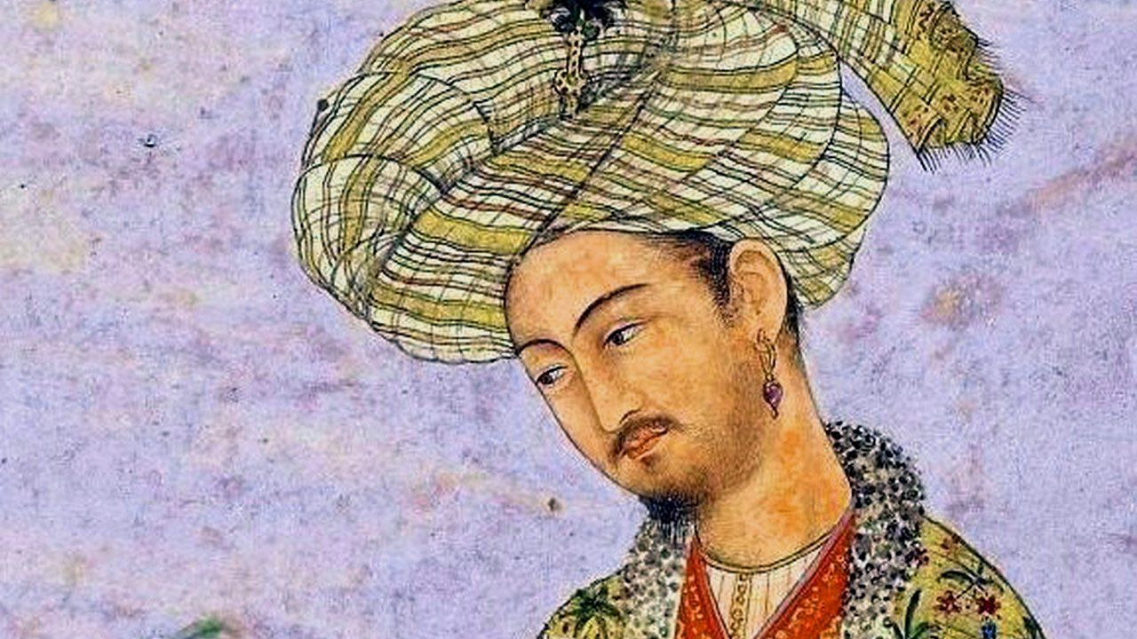 Babur was a Mughal Emperor. He was descended of Genghis Khan and Timur