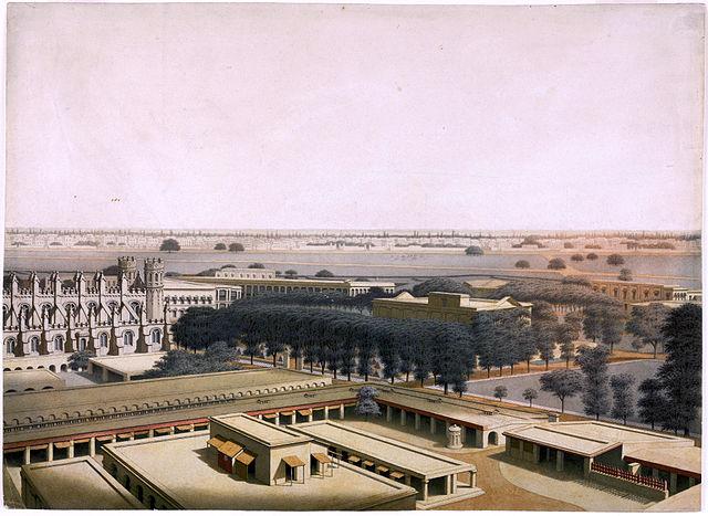 English Fort of Calcutta was captured by Siraj Ud Daula and Renamed it Alinagar