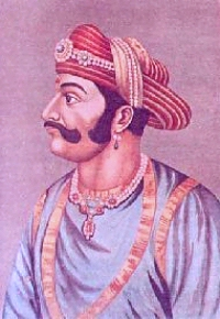 Malhar Rao Holkar was a noble subedar of the Maratha Empire. He was one of the early officers along with Ranoji Sindhia.