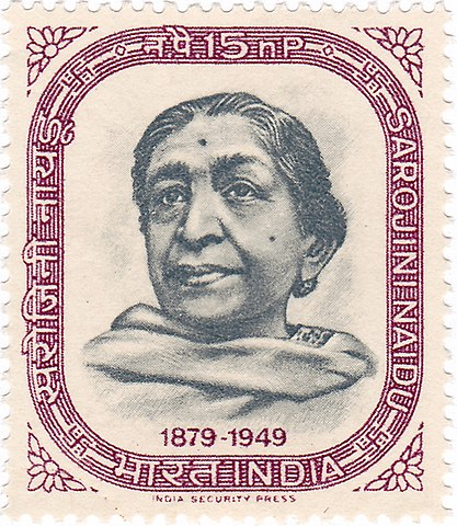 Sarojini Naidu was an Indian political activist and poet. She was a defender of civil rights, women's liberation, and anti-imperialistic ideas. Sarojini Naidu worked as a poet and earned the title of Bharat Kokila or Nightingale of India