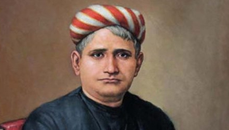 Bankim Chandra Chatterjee or Bankim Chandra Chattopadhyay was an Indian novelist, poet, and journalist.