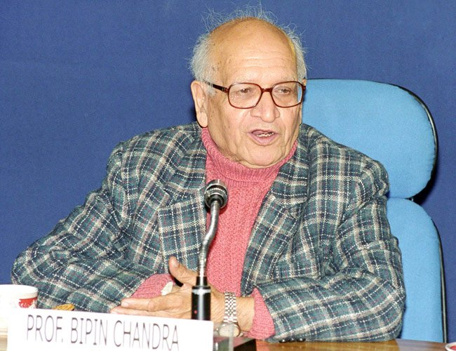 Prof. Bipan Chandra, an Indian historian, was specialized in Indian Independence Movement, economic and political history of modern India.