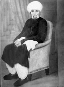 Karamchand Uttamchand Gandhi, also known as Kaba Gandhi, was a political figure in Porbandar. He was also the father of Mahatma Gandhi.