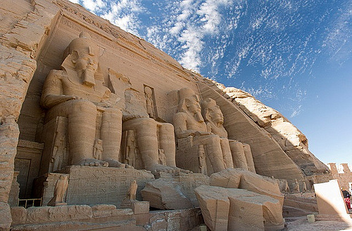 The New Kingdom of Egypt also referred to as the Egyptian Empire, lasted from the 16th to the 11th century BC.