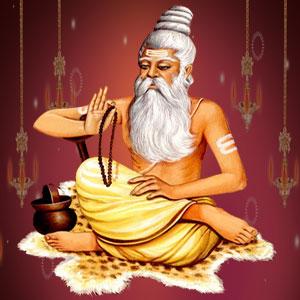 Idaikaadar, a Tamil siddhar of the Sangam period, authored verse 54 of Tiruvalluva Maalai, a tribute written on Valluvar & Kural literature.