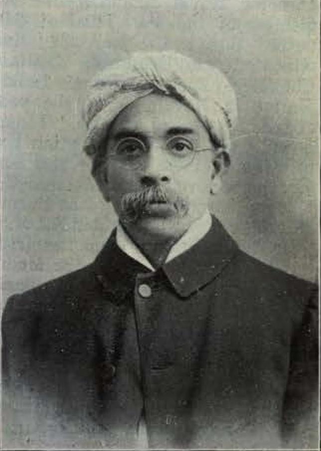 "Sir Narayan Ganesh Chandavarkar, an early INC politician and Hindu reformer and regarded as the ""leading Hindu reformer of western India"""