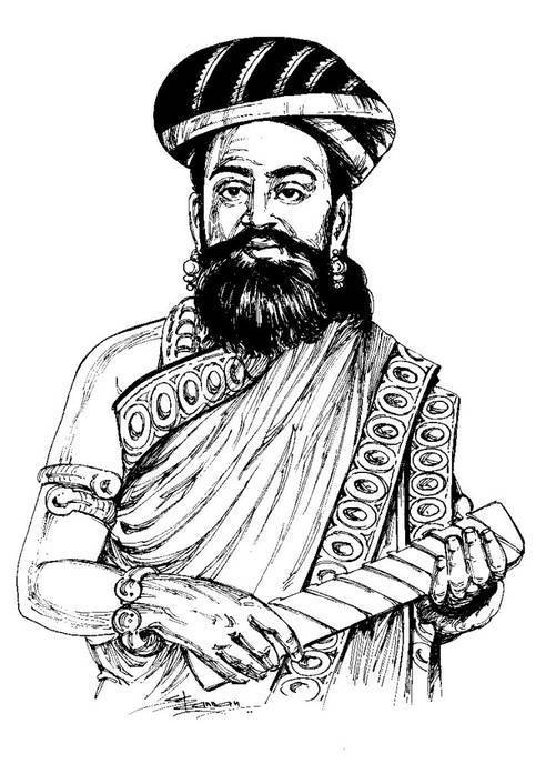 Ottakoothar was a Tamil Court Poet to later Chola kings, namely Vikrama Chola, Kulotunga II, and Rajaraja II and wrote poems praising them.