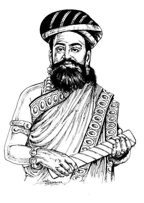 Ottakoothar was a Tamil Court Poet to later Chola kings, namely Vikrama Chola, Kulotunga II, and Rajaraja II and wrote poems praising them.