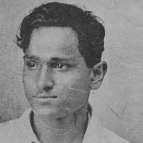 Batukeshwar Dutta, Indian revolutionary and independence fighter, is known for having exploded two bombs in the Central Legislative Assembly.