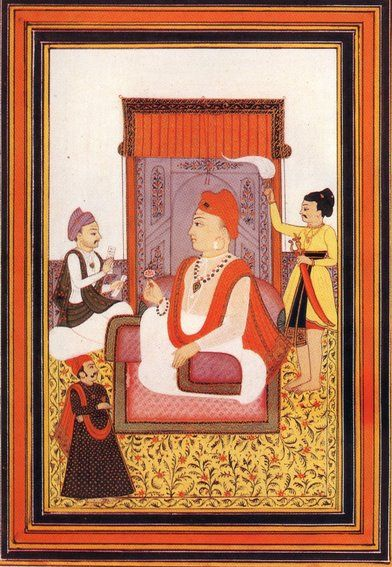Shrimant Peshwa Narayan Rao Bhat was the 10th Peshwa of the Maratha Empire from November 1772 until his assassination in August 1773.