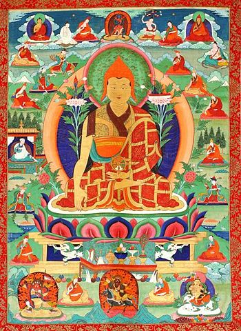 Taranatha (1575–1634) was a Lama of the Jonang school of Tibetan Buddhism. He is recognized as the most remarkable scholar and exponent.