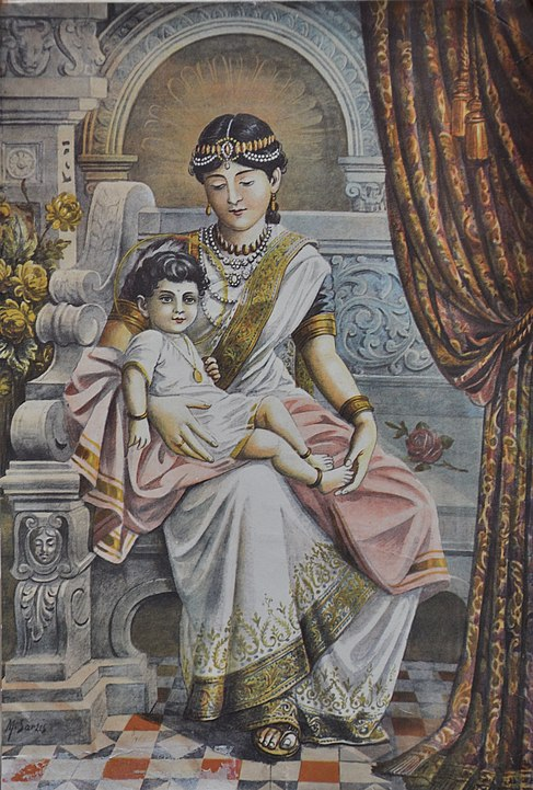Mahaprajapati Gautami was the foster-mother of the Buddha. In the Buddhist tradition, she was the first woman to seek ordination for women.