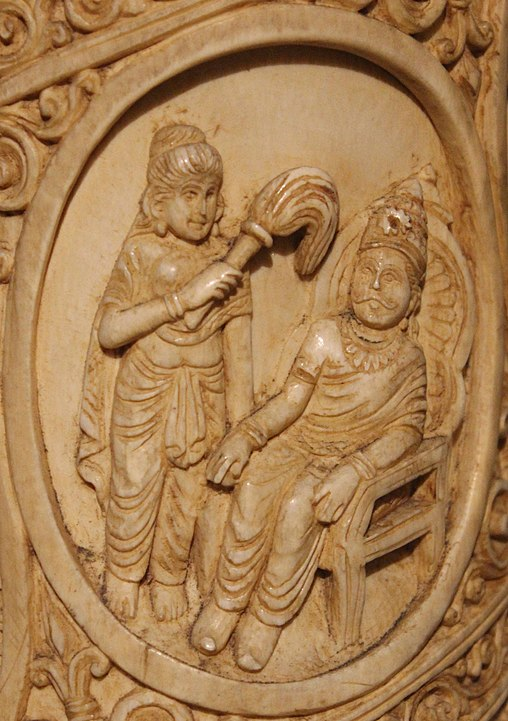 Suddhodana was a ruler of the Shakya, who lived in an oligarchic republic on the Indian subcontinent, with their capital at Kapilavastu.