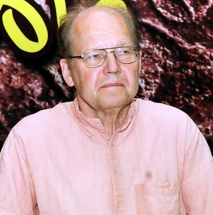 Asko Parpola, a FinnishIndologistandSindhologist, a professor emeritus of Indology and South Asian Studies at the University of Helsinki.