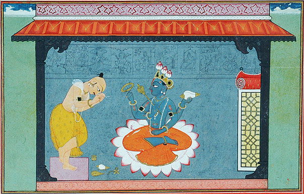 Narottama Dasa Thakuraalso known asThakura Mahasaya, was a Gaudiya Vaishnava saint, known for spreading Vaishnava bhakti throughout Odisha.